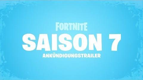 Fortnite – Trailer für Saison 7