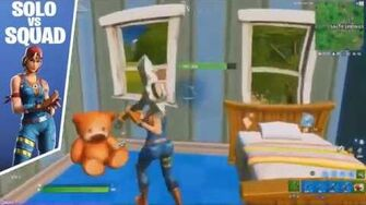 MÉCANO SKIN (Gameplay Fornite)