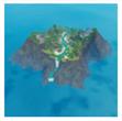 Île bord de rivière