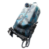 Freezing Point - Back Bling - Fortnite