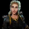 Lynx, guerrière des highlands