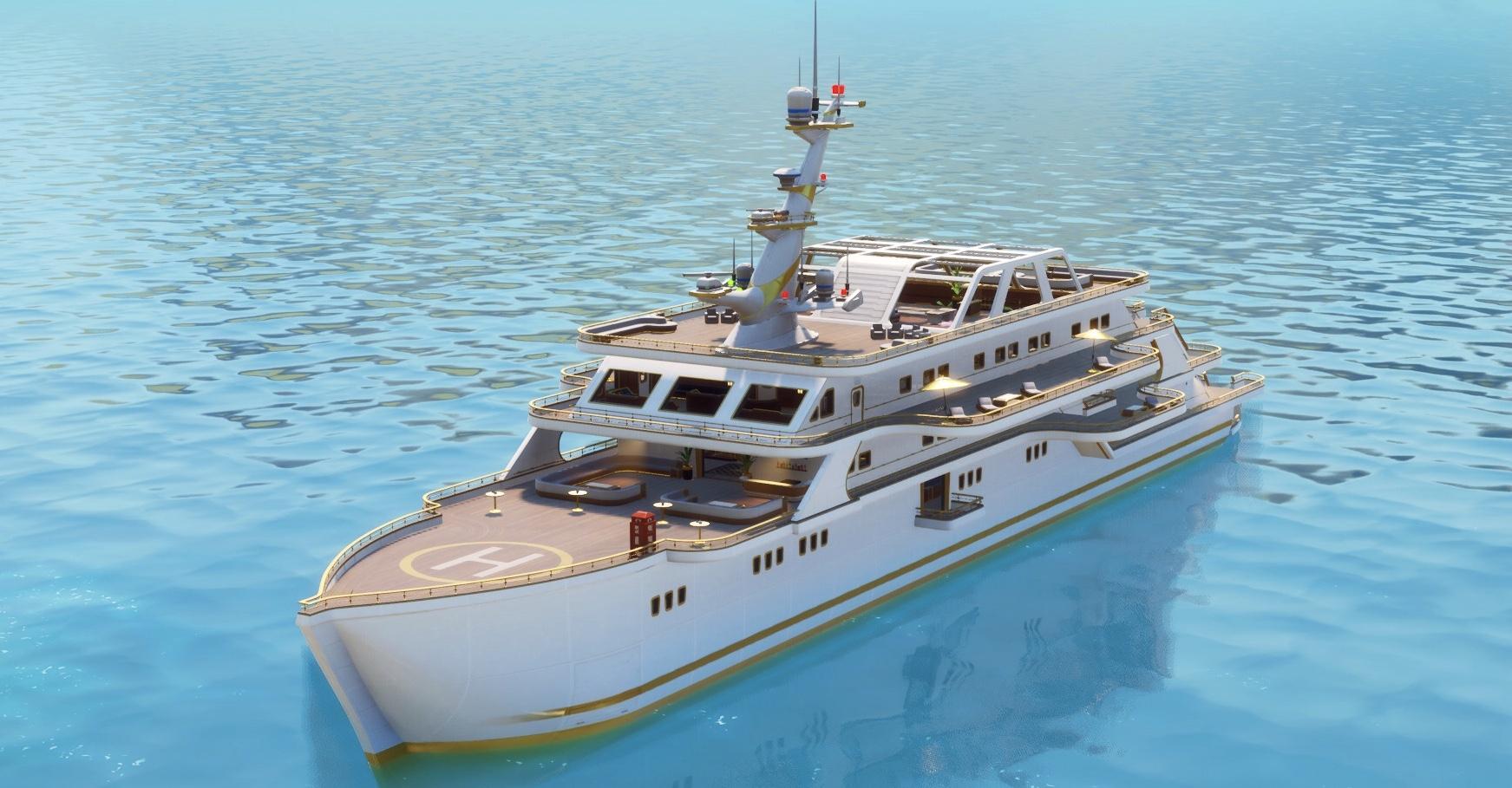 The Yacht | Fortnite Wiki | Fandom