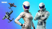 Whiteout and Overtaker Promo