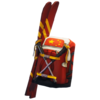 Alpine Accessories CHN - Back Bling - Fortnite