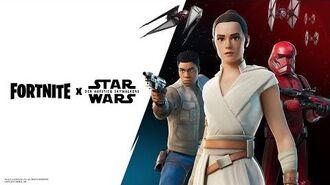 Fortnite X Star Wars – Gameplay-Trailer