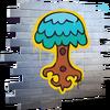 Mighty Tree - Spray - Fortnite