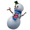 Slushy Jr. - Back Bling - Fortnite
