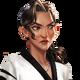 Artiste martial féminin