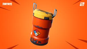 Appareil explosif