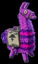 Icon Storm Llama - Llama - Fortnite