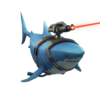 Laser Chomp - Glider - Fortnite