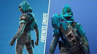 PRESCIENCE (Outfit Fortnite)