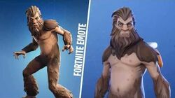 BIGFOOT (Outfit Fortnite)