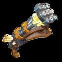 Fusils à pompe à tube