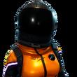 Patrouilleuse Noire Icon