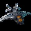 Avengers Quinjet - Glider - Fortnite