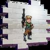 Jonesy en Pixel