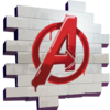 Avengers Logo - Spray - Fortnite