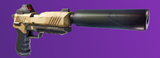 Fortnite SPistolPurple