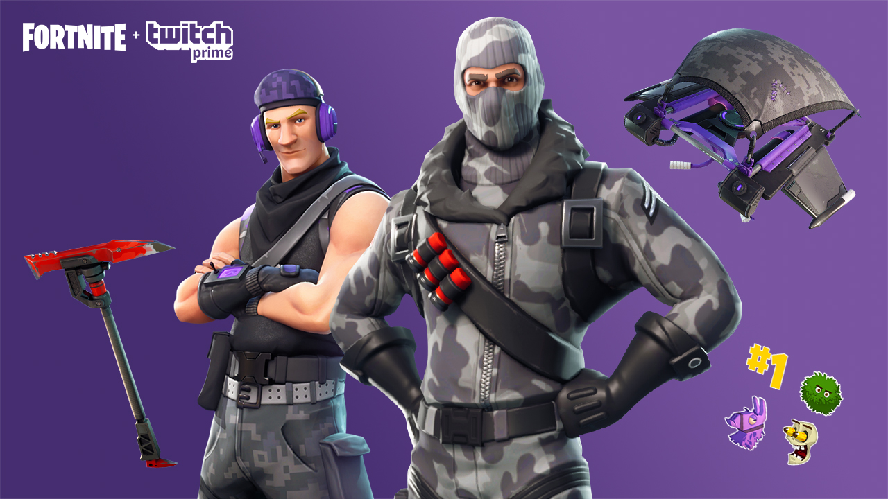 Twitch Prime-Paket | Fortnite Wiki | FANDOM powered by Wikia