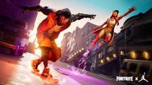 Nike - Event - Fortnite