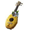 Pineapple Strummer - Back Bling - Fortnite