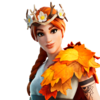 The Autumn Queen - Outfit - Fortnite
