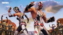 Fortnite Lucha-Set