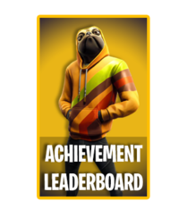 Achievement Leaderboard - Cover - Fortnite