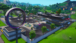 Fortnite Battle Royale Mega Mall