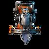 Ohm's Perch - Back Bling - Fortnite