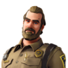 Chief Hopper (New) - Outfit - Fortnite