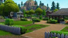 Pleasant Park - Location - Fortnite