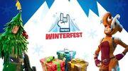 Das Winterfest ist da!