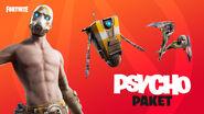 Fortnite Psycho-Paket
