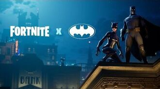 Fortnite X Batman – Ankündigungstrailer