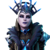 The Ice Queen (New) - Outfit - Fortnite