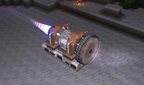 Jet Turbine Generator