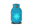 Compressed Freezon Canister