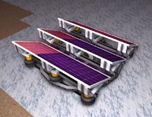 Organic Solar Panel MK2