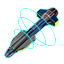 Plasma-Imbued Missile