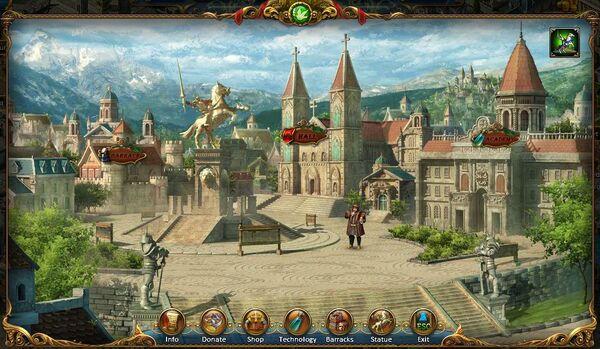 Alliance Screen