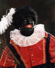 Zwarte Piet Pedro groot