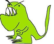 Adumbdinosaur