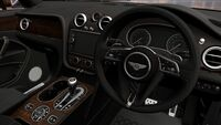 FH3 Bentley Bentayga Interior