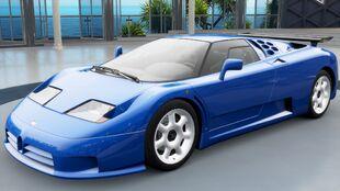 1992 Bugatti EB110 Super Sport in Forza Horizon 3