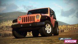 FH Jeep Wrangler Promo