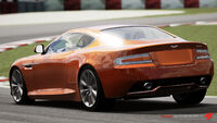 FM4 AM Virage Rear