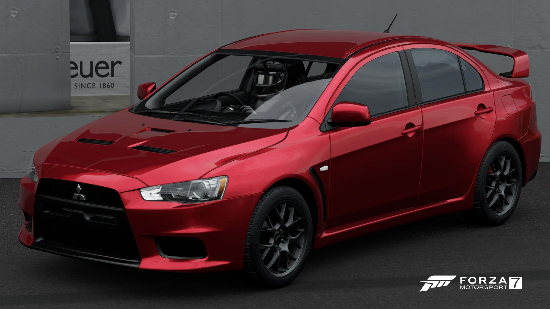 Mitsubishi Lancer Evolution >> Mitsubishi Lancer Evolution X GSR | Forza Motorsport Wiki | FANDOM powered by Wikia