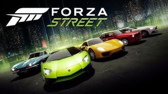 Forza Street - Announce Trailer